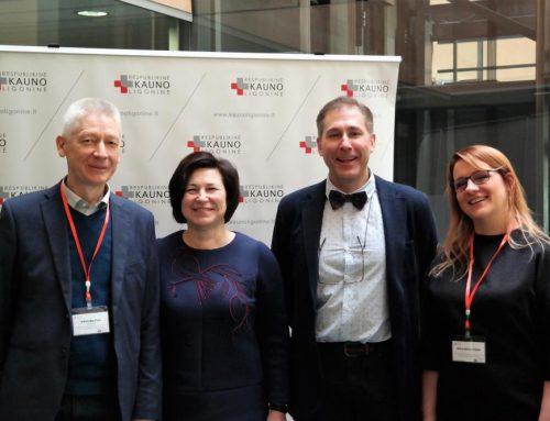 Konferencijoje gydytojams – nuo kasdienių iki etinių klausimų