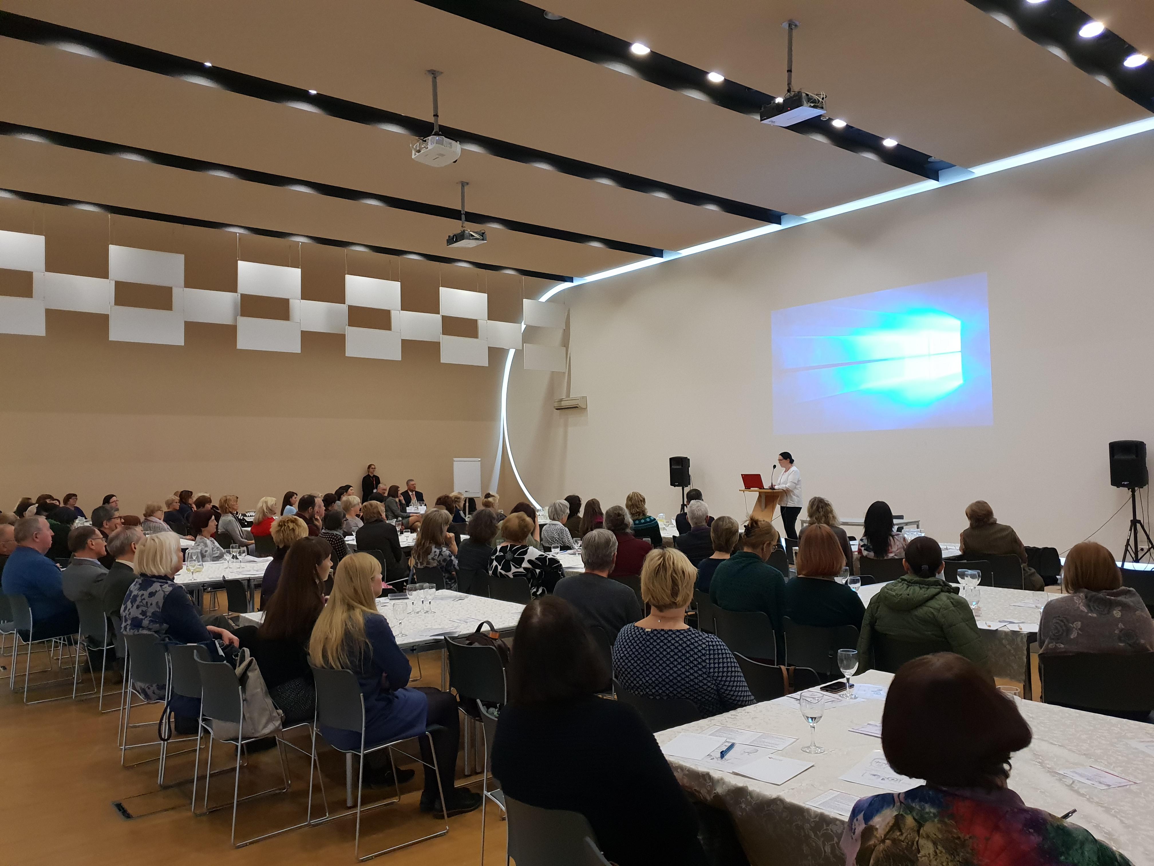 Konferencija Gydytojų specialistų bendradarbiavimas vidaus ligų diagnostikos ir gydymo srityje: 2019 m. pavasaris, naujienos